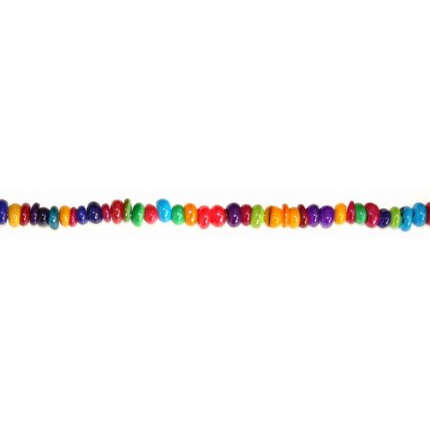 regnbue perle, 1-200.med opskrift