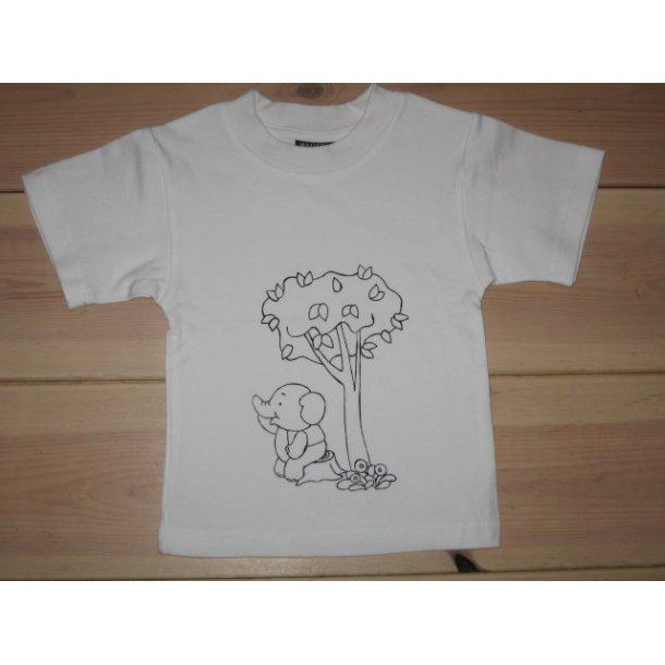 lang ærm børne t-shirts m/motiv 24