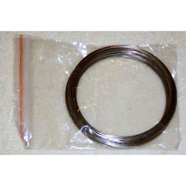 spiral wire. 0,5mm, 5meter.