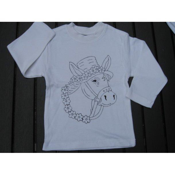 lang ærm børne t-shirts m/motiv 19