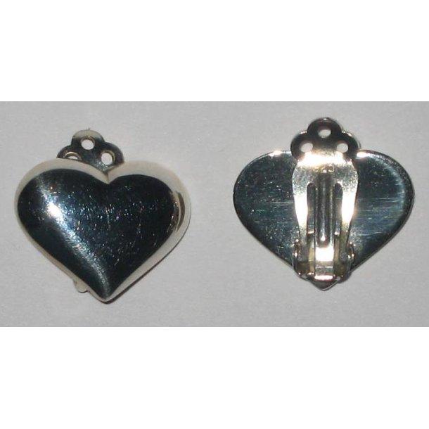 S925 sterling sølv øreclips-2