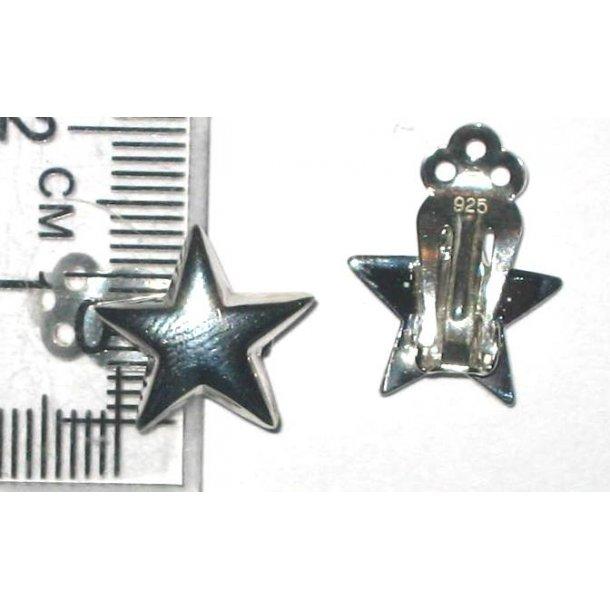 S925 sterling sølv øreclips-6