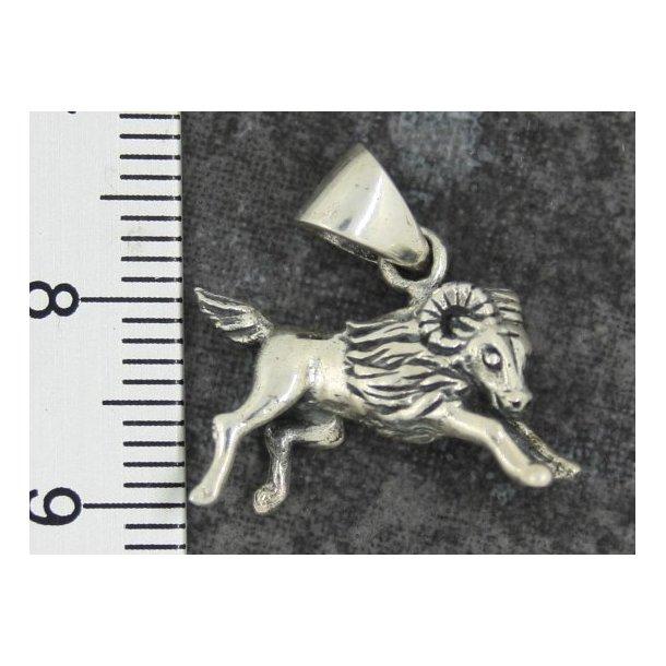 S925 sterling sølv stjernetegn, Vædderen