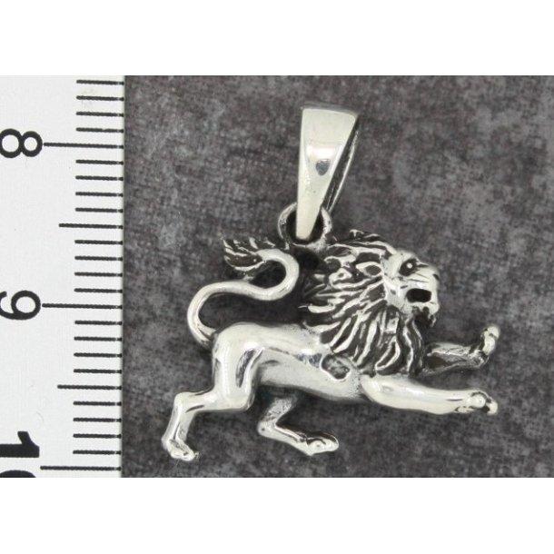 S925 sterling sølv stjernetegn, Løven