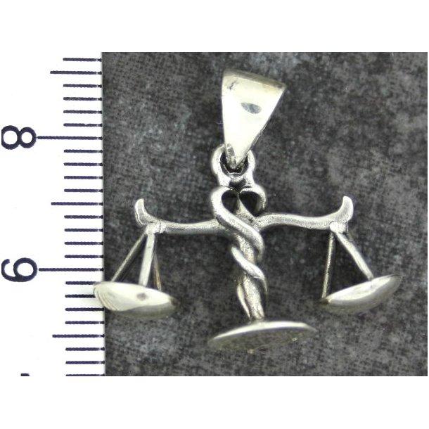 S925 sterling sølv stjernetegn, Vægten