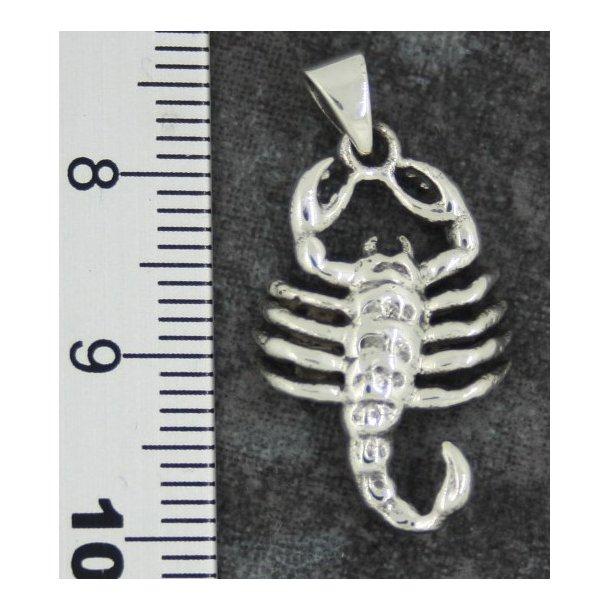 S925 sterling sølv stjernetegn, Skorpionen