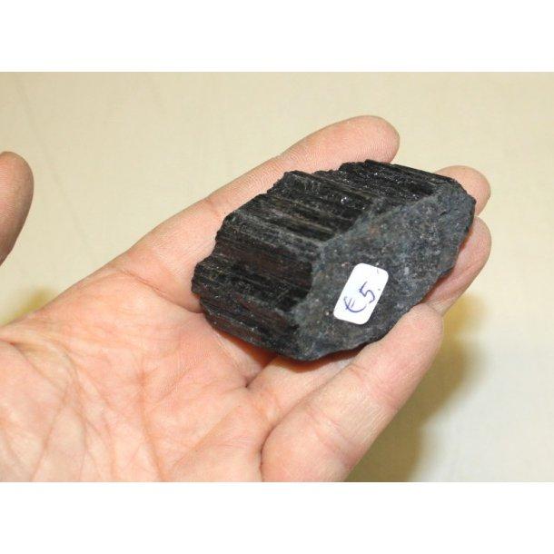 sort turmalin-1, fra Brasilien
