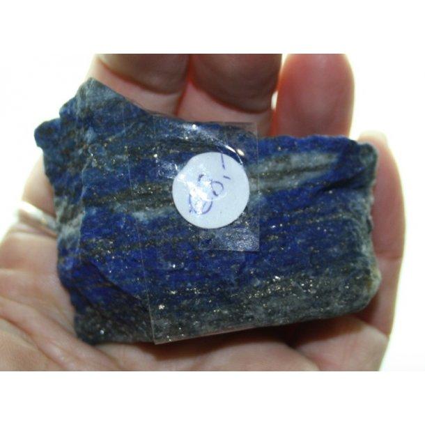 små lapis lazuli stk,-1