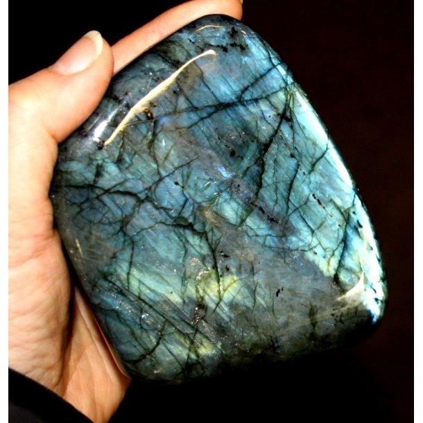 Labridorit sten ujævn-4