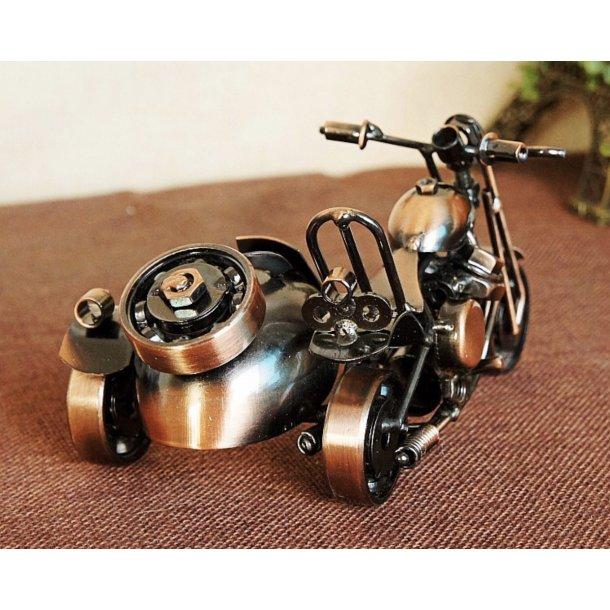 3hjul mc-m18 sort og kobber