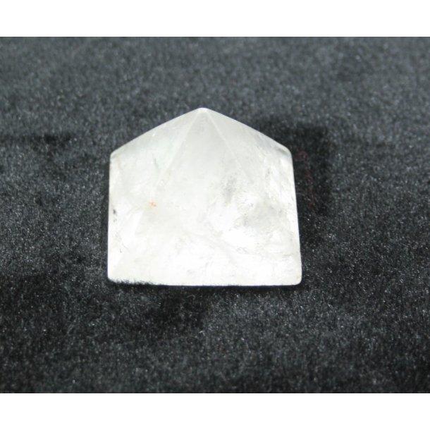 Bjerg krystal pyramide